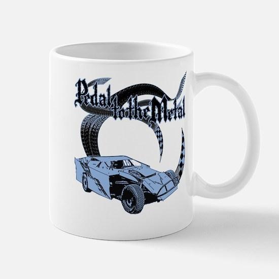 Dirt Modified - Blue Mug
