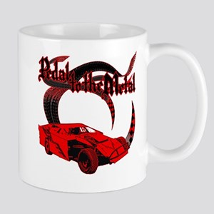 Dirt Modified - Red Mug