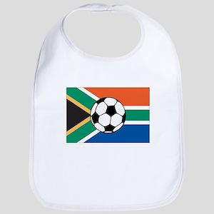South Africa Soccer Bib