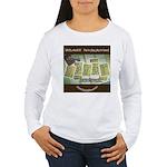 Ukyabít Women's Long Sleeve T-Shirt