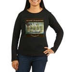 Ukyabít Women's Long Sleeve Dark T-Shirt