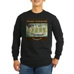 Ukyabít Long Sleeve Dark T-Shirt