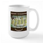 Ukyabt Large Mug