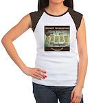 Ukyabít Women's Cap Sleeve T-Shirt