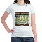 Ukyabít Jr. Ringer T-Shirt