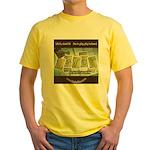 Ukyabít Yellow T-Shirt