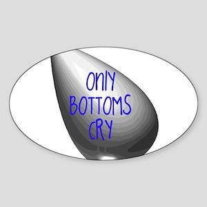 Sticker (Oval 10 pk)