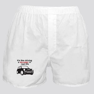R56 - Like Driving a Go-Cart Boxer Shorts
