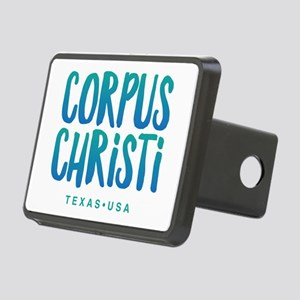 Corpus Christi Rectangular Hitch Cover