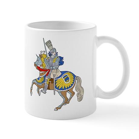 Fantasy medieval castle Mug