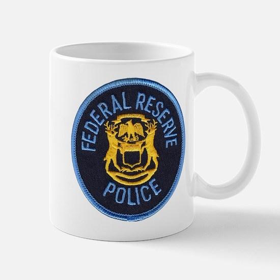 Federal Reserve Police Mug
