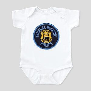 Federal Reserve Police Infant Bodysuit
