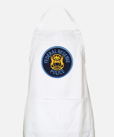 Federal Reserve Police Apron