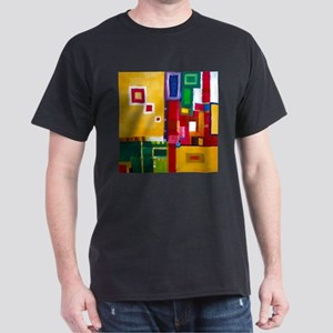 Abstract 2 Dark T-Shirt