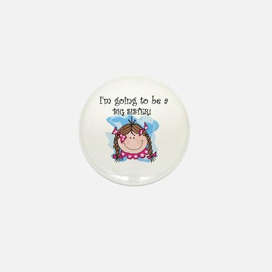 Future Big Sister (Brunette) Mini Button