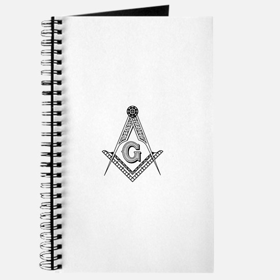 Cool Square compass Journal