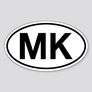 MK Jeep Compass Sticker