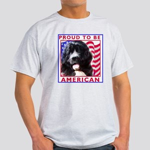 Landseer pride Ash Grey T-Shirt