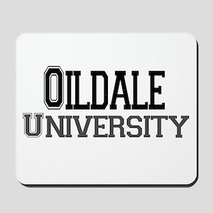 Oildale University Mousepad