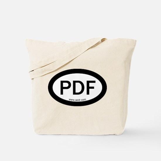 PDF Tote Bag
