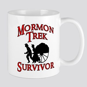 Mormon Trek Survivor Mug