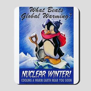 Nuclear Winter Mousepad