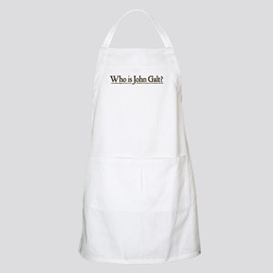 Who is John Galt? Apron