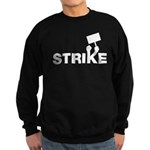 Strike w/sign Sweatshirt (dark)