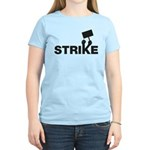 Strike w/sign Women's Light T-Shirt