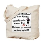 Really quite sweet.. Tote Bag