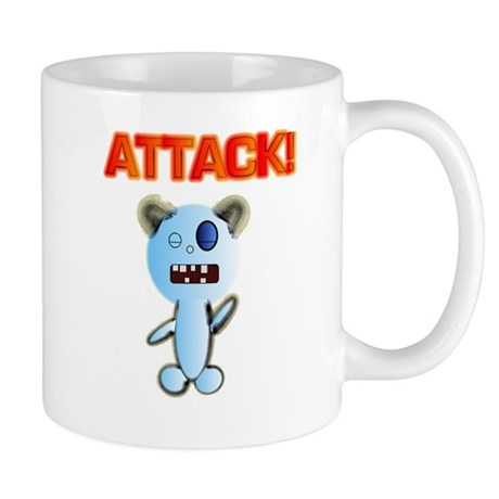 Attack! bear Mug