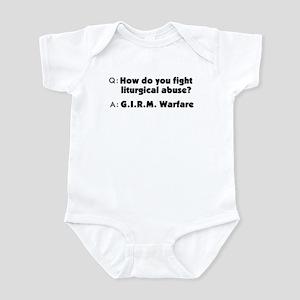 GIRM Warfare Infant Bodysuit