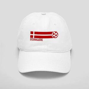 Denmark Soccer Cap