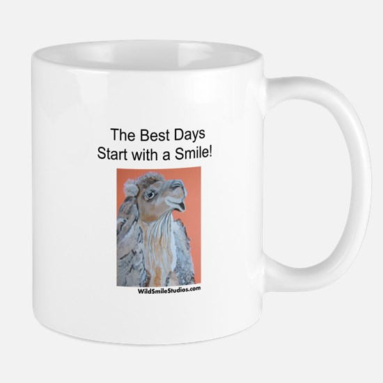 The Best Days Start with a Sm Mug