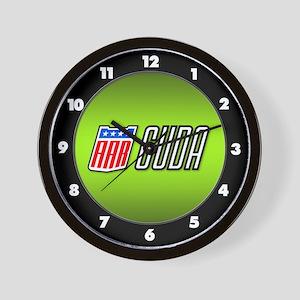AAR CUDA Wall Clock