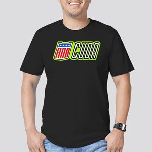 AAR CUDA Men's Fitted T-Shirt (dark)