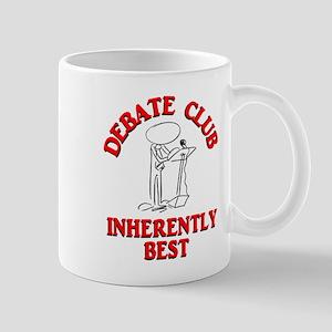 Debate Club Inherently Best Mug