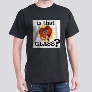 Is That GLASS? Ash Grey T-Shirt