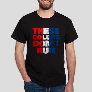 Colors Don't Run Dark T-Shirt