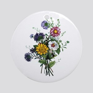 Jean Louis Prevost Ornament (Round)