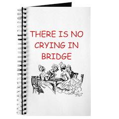 i love bridge Journal