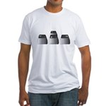 Computer Geek Fitted T-Shirt