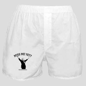 NIXON MISS ME YET Boxer Shorts