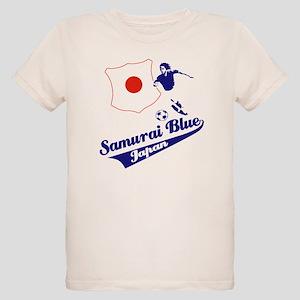Japanese soccer Organic Kids T-Shirt
