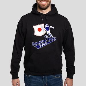 Japanese soccer Hoodie (dark)