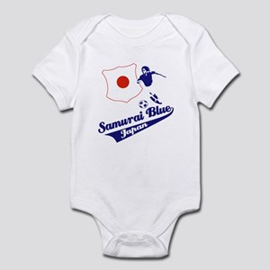 Japanese soccer Infant Bodysuit