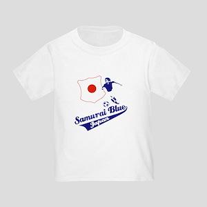 Japanese soccer Toddler T-Shirt