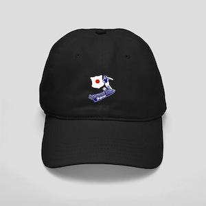 Japanese soccer Black Cap