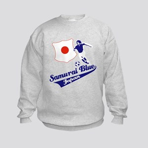 Japanese soccer Kids Sweatshirt