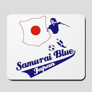 Japanese soccer Mousepad